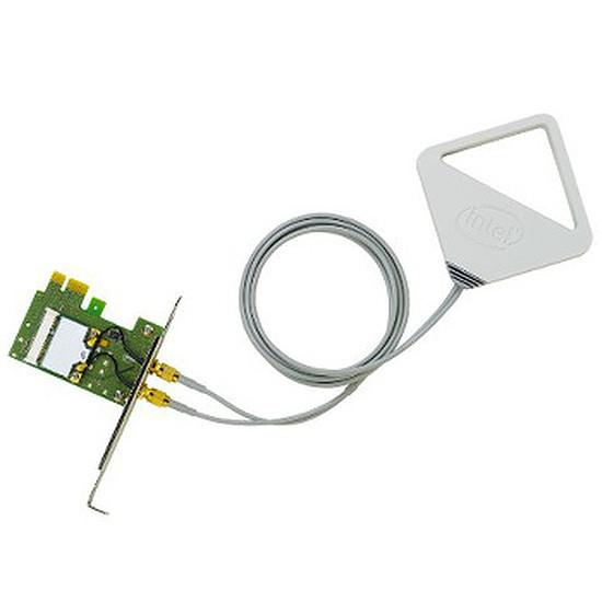 Carte réseau Intel Dual Band Wireless-AC 7260 desktop - 7260HMWDTX1.R
