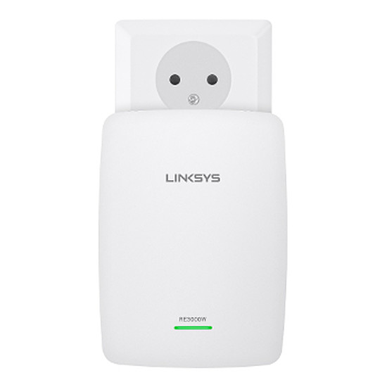 Répéteur Wi-Fi Linksys RE3000 - Répéteur WiFi N300