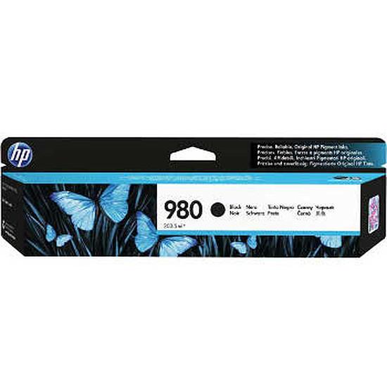 Cartouche imprimante HP Cartouche d'encre n°980A (D8J10A) - Noir