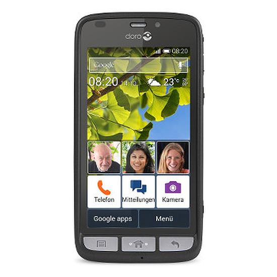 Smartphone et téléphone mobile Doro Liberto 820 (noir)