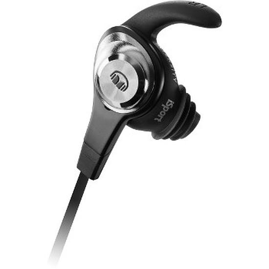 Casque Audio Monster Ecouteurs iSport Intensity Noir