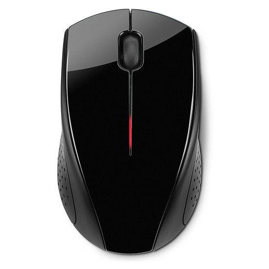 Souris PC HP Wireless X3000 - Noir