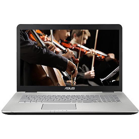 PC portable Asus N751JK-T7229H - i7 - 1 To - GTX 850M - Full HD