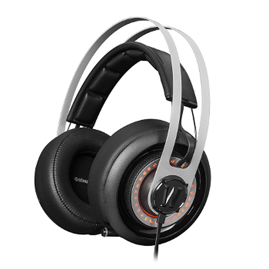 Casque micro SteelSeries Siberia Elite - WoW Warlords of Draenor Edition