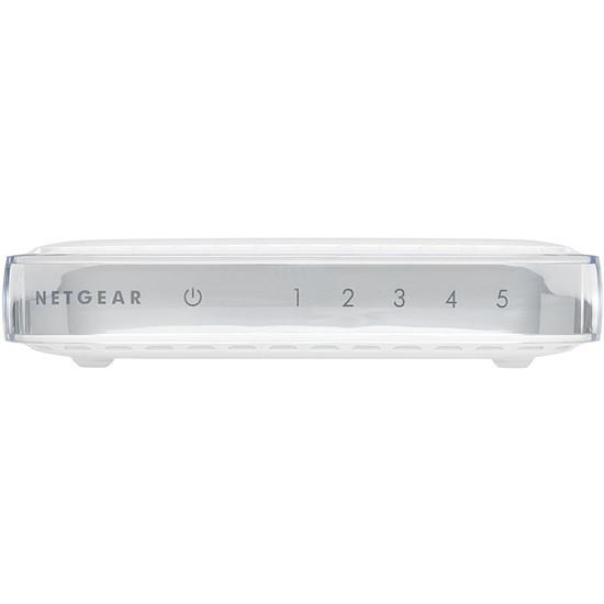 Switch et Commutateur Netgear GS605 v5 - Autre vue
