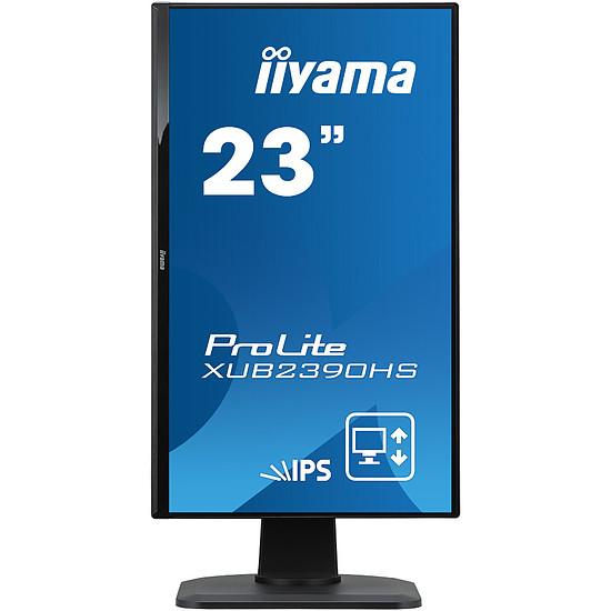 Écran PC Iiyama ProLite XUB2390HS-B1 - Autre vue
