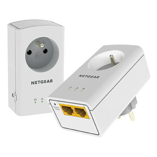 CPL Netgear Pack 2 CPL 500 XAVB5622 (XAV5622 + XAV5421)