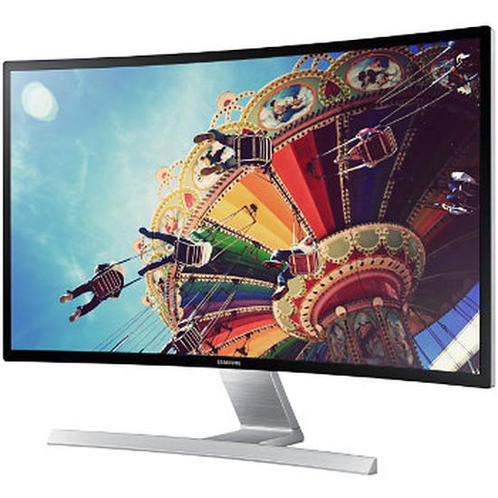 Écran PC Samsung S27D590C - Incurvé