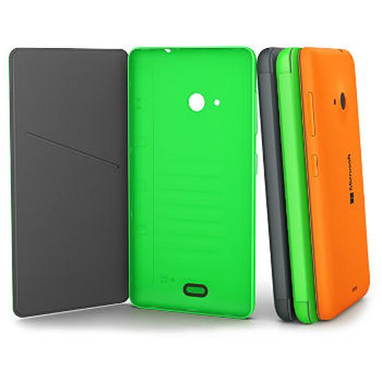 Coque et housse Microsoft Etui Folio (noir) - Lumia 535