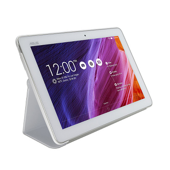Accessoires tablette tactile Asus Stand Cover ME103 (blanc)