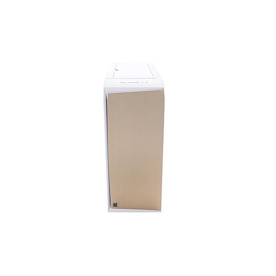 Boîtier PC Zalman R1 Blanc - Autre vue