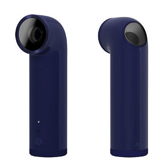 Caméra sport HTC RE (bleu)