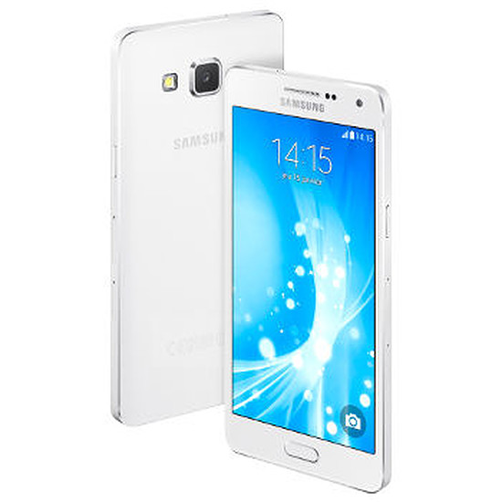 Smartphone et téléphone mobile Samsung Galaxy A5 (blanc)