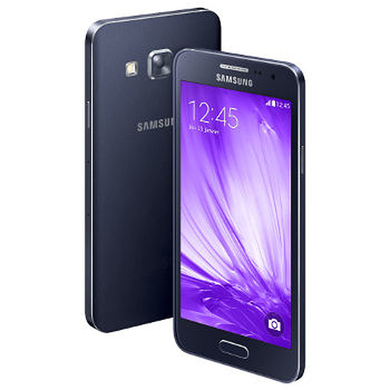 Smartphone et téléphone mobile Samsung Galaxy A3 (noir)
