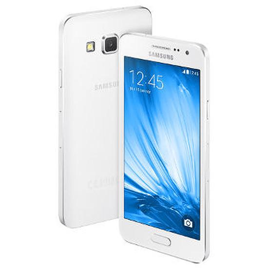 Smartphone et téléphone mobile Samsung Galaxy A3 (blanc)