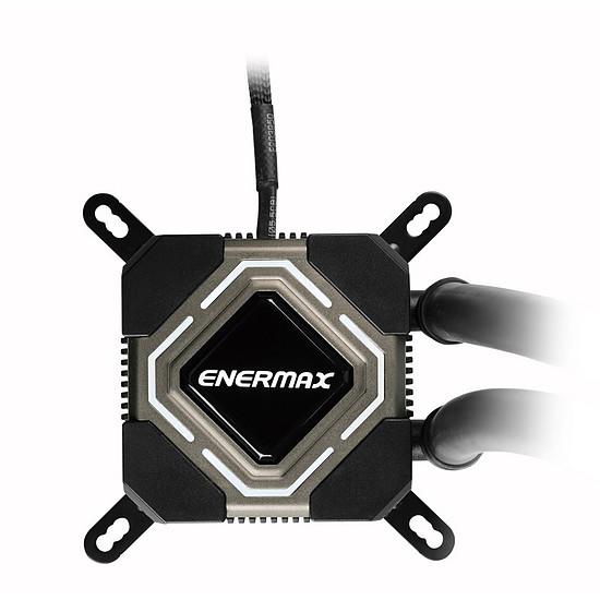 Refroidissement processeur Enermax Liqmax II 240 - ELC-LMR240-BS - Autre vue