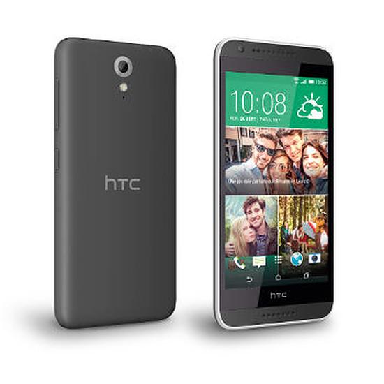 Smartphone et téléphone mobile HTC Desire 620 (gris)