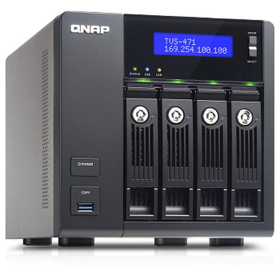 Serveur NAS QNAP NAS TVS-471