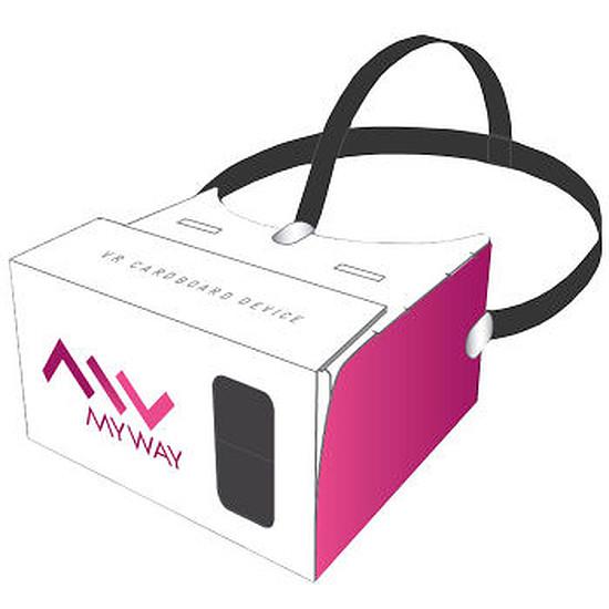 Réalité Virtuelle  My Way VR Cardboard