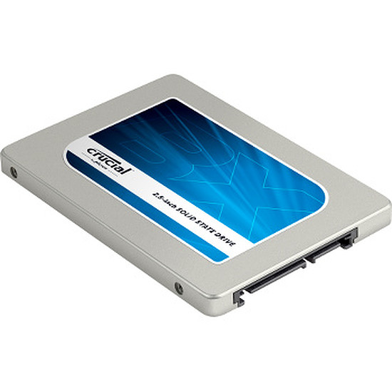 Disque SSD Crucial BX100 - 120 Go