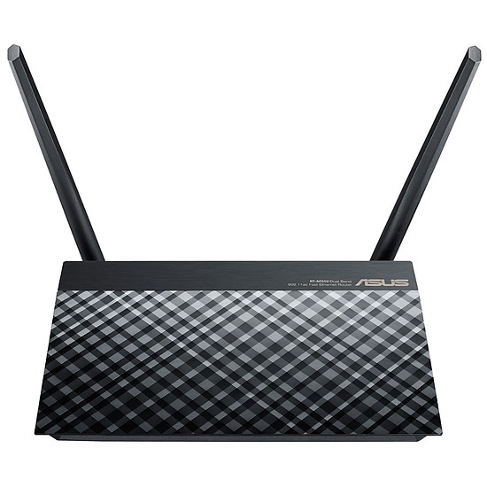 Routeur et modem Asus RT-AC52U B1 -  Routeur Wifi AC750 bi bande