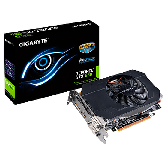Carte graphique Gigabyte GeForce GTX 960 OC - 2 Go