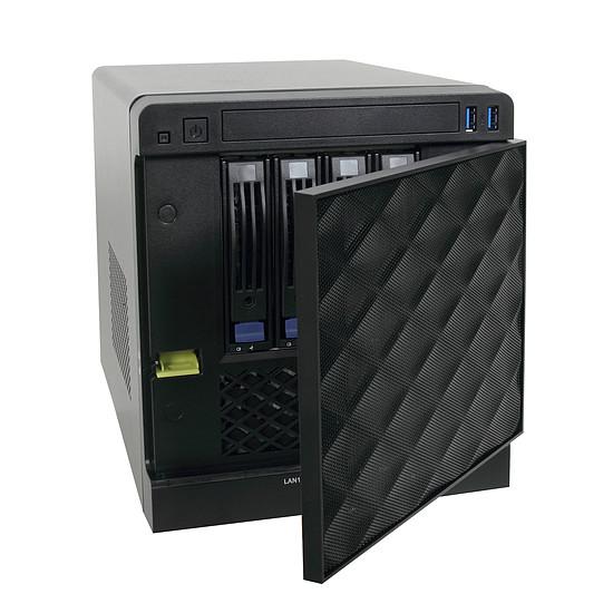 Boîtier PC In Win MS04 - Serveur mini ITX 4 baies - Autre vue
