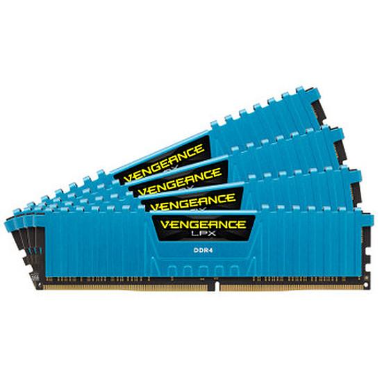 Mémoire Corsair Vengeance LPX Blue DDR4 4 x 8 Go 2666 MHz CAS 16