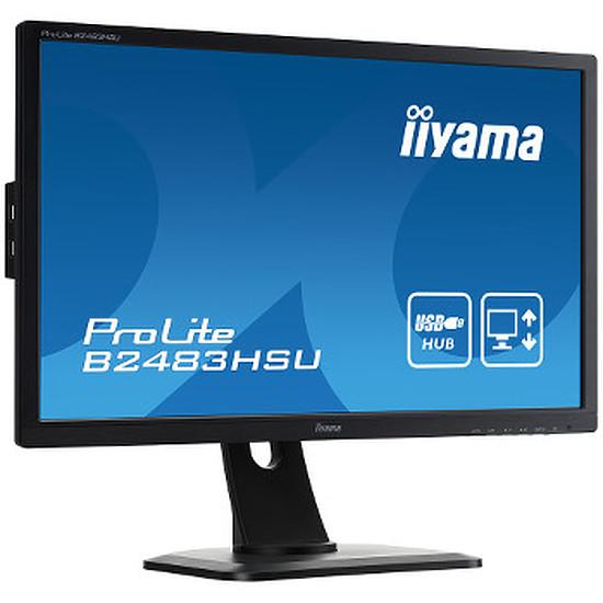 Écran PC Iiyama ProLite B2483HSU-B1DP