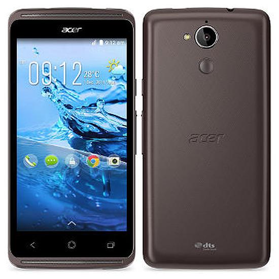 Smartphone et téléphone mobile Acer Liquid Z410 (noir)
