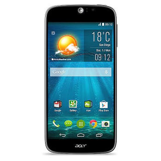 Smartphone et téléphone mobile Acer Liquid Jade S (noir)