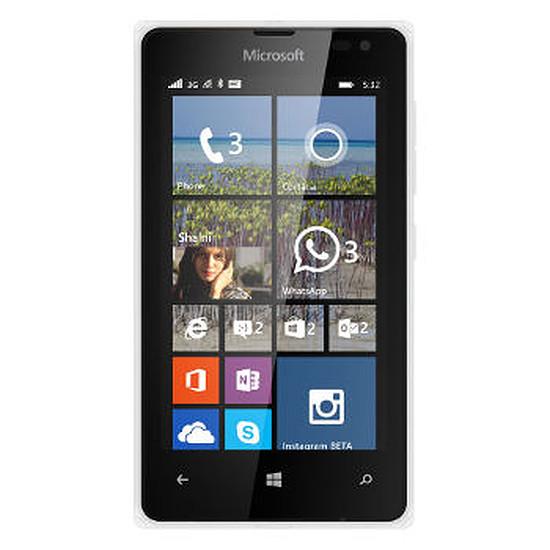 Smartphone et téléphone mobile Microsoft Lumia 532 (blanc) - Double SIM