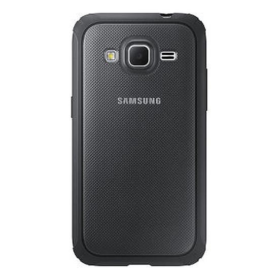 Coque et housse Samsung Coque rigide (gris) - Samsung Galaxy Core Prime