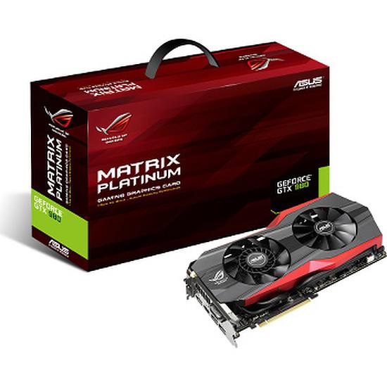 Carte graphique Asus GeForce GTX 980 ROG Matrix - 4 Go
