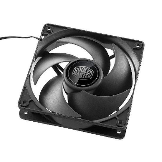 Ventilateur Boîtier Cooler Master Silencio FP 120 PWM