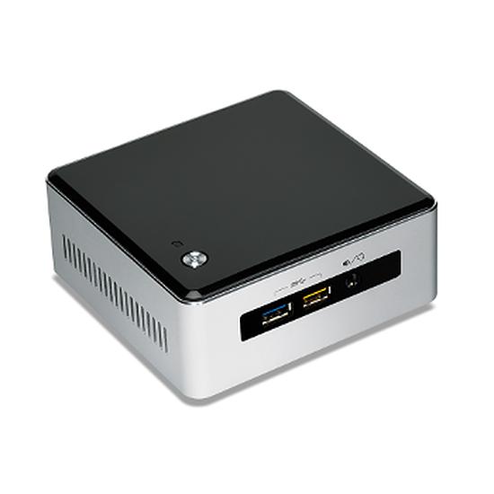 """Barebone Intel NUC Core i3 Broadwell NUC5i3RYH - Baie 2,5"""" HDD"""