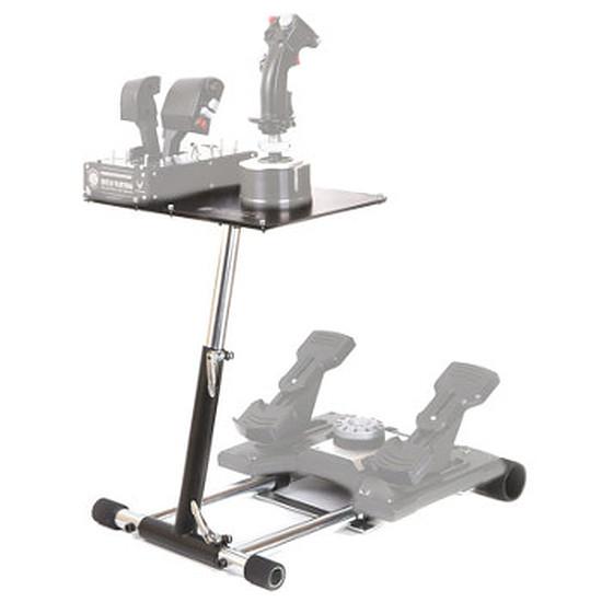 Simulation de vol Wheel Stand Pro Support pour Hotas Warthog / X55 / X52