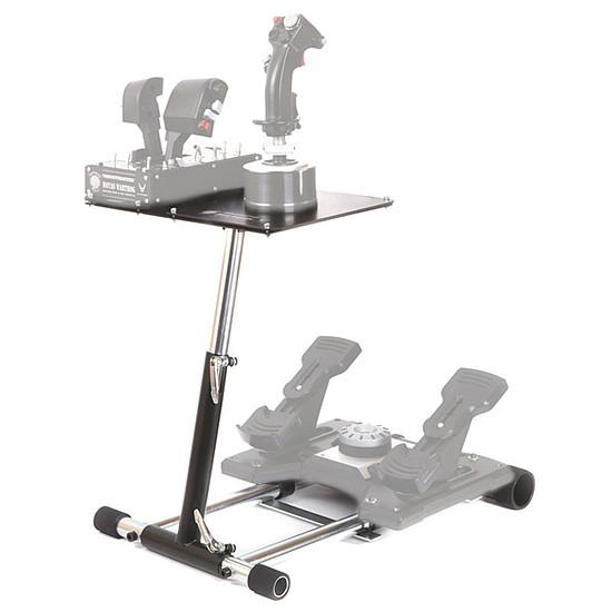 Simulation de vol Wheel Stand Pro Support pour Hotas Warthog / X55 / X52 - Autre vue