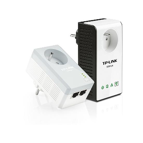 CPL TP-Link TL-WPA4235PKIT - Pack 2 CPL500 / Wifi N300 -