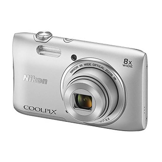 Appareil photo compact ou bridge Nikon Coolpix S3600 Silver