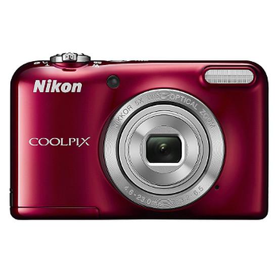 Appareil photo compact ou bridge Nikon Coolpix L31 Rouge