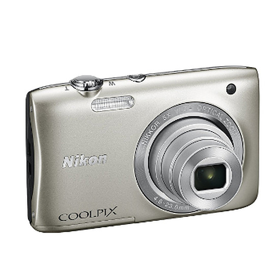 Appareil photo compact ou bridge Nikon Coolpix S2900 Silver