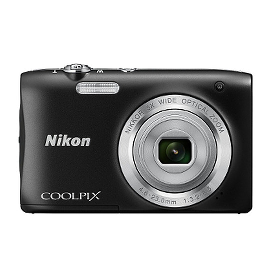 Appareil photo compact ou bridge Nikon Coolpix S2900 Noir