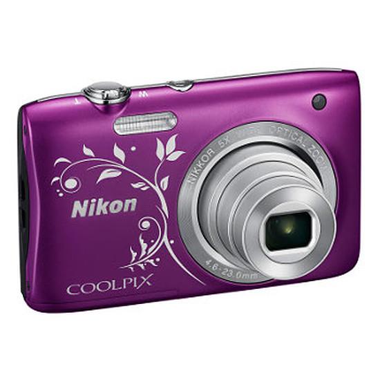 Appareil photo compact ou bridge Nikon Coolpix S2900 Violet