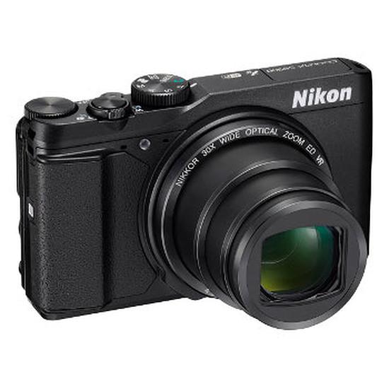 Appareil photo compact ou bridge Nikon Coolpix S9900 Noir