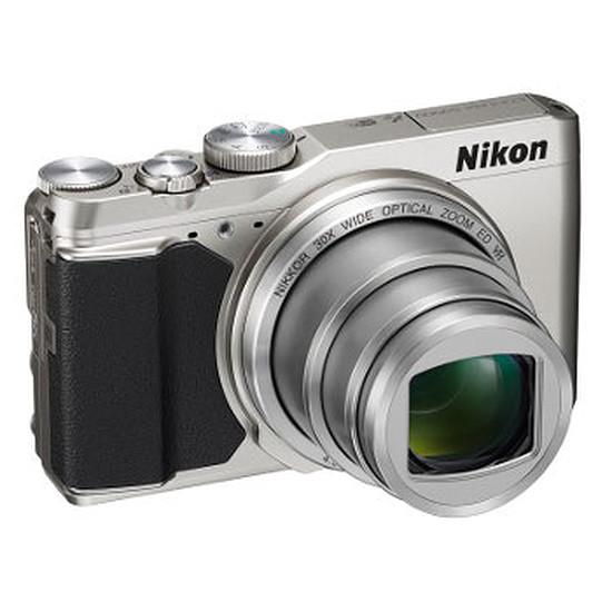 Appareil photo compact ou bridge Nikon Coolpix S9900 Argent