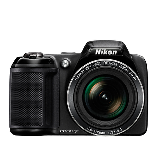 Appareil photo compact ou bridge Nikon Coolpix L340 Noir