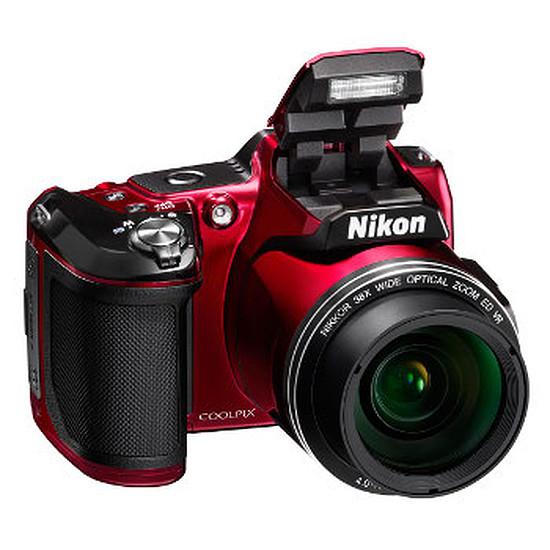 Appareil photo compact ou bridge Nikon Coolpix L840 Rouge