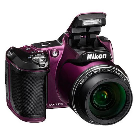Appareil photo compact ou bridge Nikon Coolpix L840 Violet
