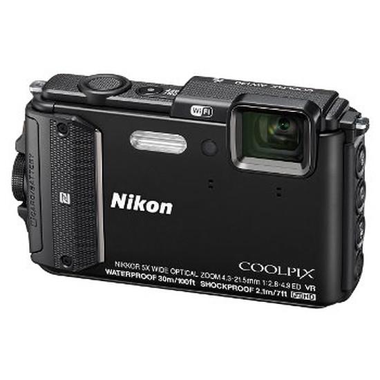 Appareil photo compact ou bridge Nikon Coolpix AW130 Noir